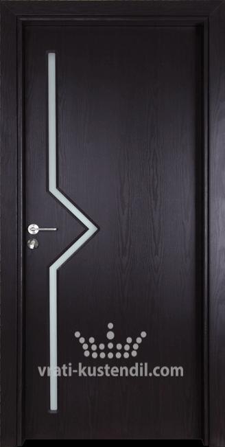 Интериорна врата Гама 201 Венге