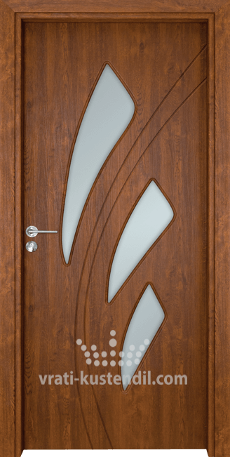 Интериорна врата Гама 202 Златен дъб