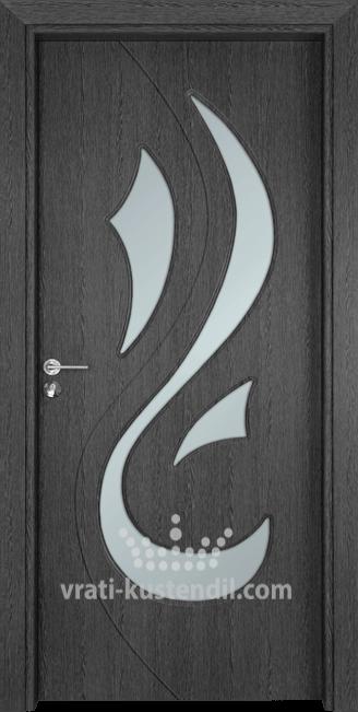 Интериорна врата Гама 203 Сив кестен
