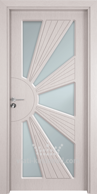 Интериорна врата Гама 204 Перла