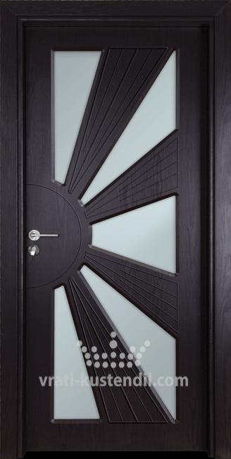 Интериорна врата Гама 204 Венге