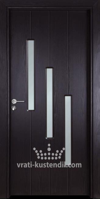 Интериорна врата Гама 206 Венге