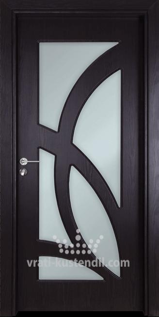 Интериорна врата Гама 208 Венге