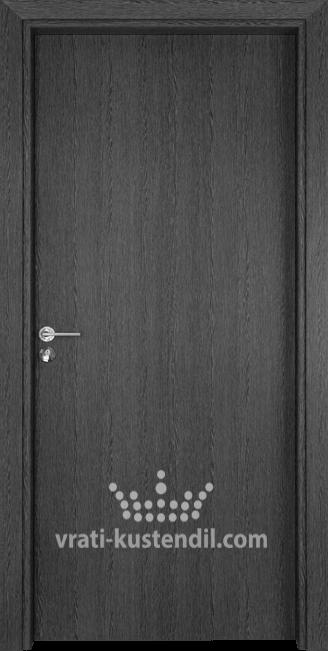 Интериорна врата Гама 210 Сив кестен