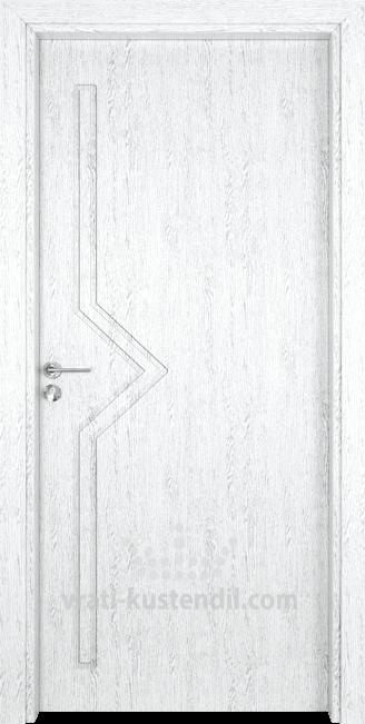 Интериорна врата Гама 201p Бреза
