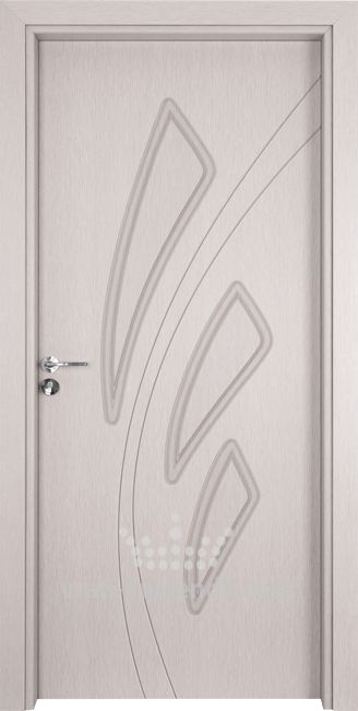 Интериорна врата Гама 202p Перла