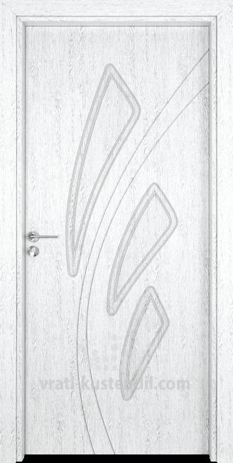 Интериорна врата Гама 202p Бреза