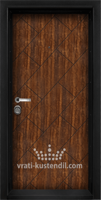 Блиндирана входна врата, модел Т904