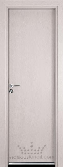Алуминиева врата за баня – Gama цвят Перла