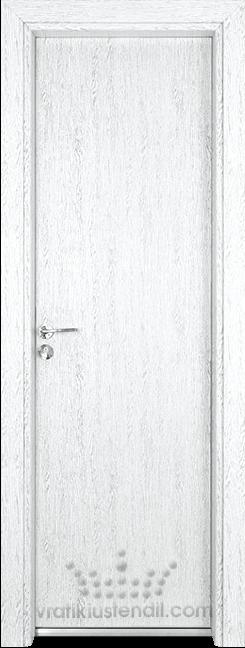 Алуминиева врата за баня – Gama цвят Бреза